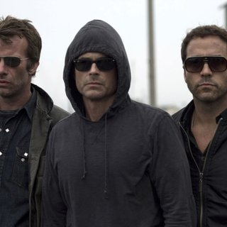 Thomas Jane, Rob Lowe and Jeremy Piven in Magnolia Pictures' I Melt With You (2011)