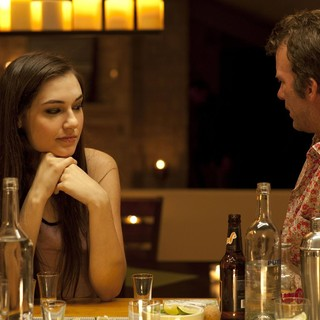 Sasha Grey stars as Raven and Thomas Jane stars as Richard in Magnolia Pictures' I Melt With You (2011)