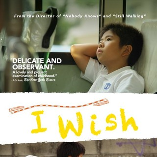 Poster of Magnolia Pictures' I Wish (2012)