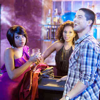 Taraji P. Henson, Mary J. Blige and Adam Rodriguez in Lionsgate Films' I Can Do Bad All by Myself (2009). Photo credit by Quantrell Colbert. - i_can_do_bad_all_by_myself02