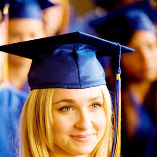 Hayden Panettiere stars as Beth Cooper in Fox Atomic's I Love You, Beth Cooper (2009). Photo credit by Joe Lederer.