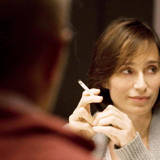 Kristin Scott Thomas stars as Juliette Fontaine in Sony Pictures Classics' I've Loved You So Long (2008). Photo credit by Thierry Valletoux.