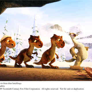 Ice Age: Dawn of the Dinosaurs Picture 11