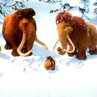 Ice Age: Dawn of the Dinosaurs - A scene from The 20th Century Fox's Ice Age: Dawn of the Dinosaurs (2009)
