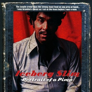 Poster of Phase 4 Films' Iceberg Slim: Portrait of a Pimp (2013)