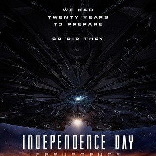Independence Day: Resurgence - Poster of 20th Century Fox's Independence Day: Resurgence (2016)