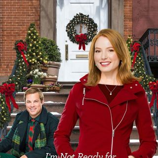Poster of Hallmark Channel's I'm Not Ready for Christmas (2015) - im-not-ready-christmas-pstr01