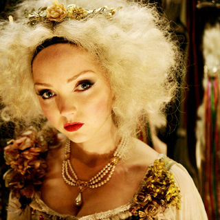 Lily Cole stars as Valentina in Sony Pictures Classics' The Imaginarium of Doctor Parnassus (2009)
