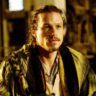 Heath Ledger stars as Tony in Sony Pictures Classics' The Imaginarium of Doctor Parnassus (2009)