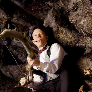 Tom Waits stars as Mr. Nick in Sony Pictures Classics' The Imaginarium of Doctor Parnassus (2009)