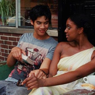 Ben Levin stars as Sean and Condola Rashad stars as Julie in Roadside Attractions' 30 Beats (2012)