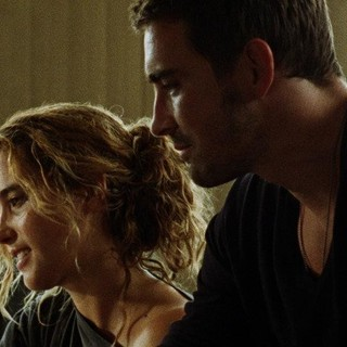 Vahina Giocante stars as Kim and Lee Pace stars as Matt in Roadside Attractions' 30 Beats (2012)