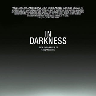 Poster of Sony Pictures Classics' In Darkness (2012)