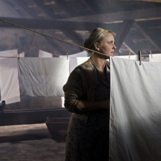 Kinga Preis stars as Wanda Socha in Sony Pictures Classics' In Darkness (2012)