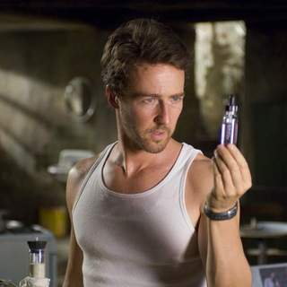 Incredible Hulk, The - Edward Norton as Bruce Banner in Universal Pictures' The Incredible Hulk (2008)