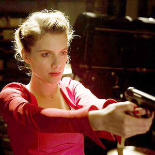 Inglourious Basterds - Melanie Laurent stars as Shosanna Dreyfus in The Weinstein Company's Inglourious Basterds (2009)