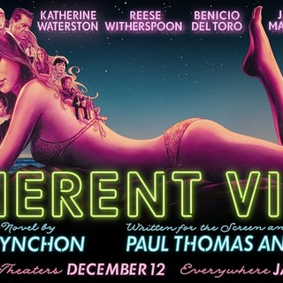 Poster of Warner Bros. Pictures' Inherent Vice (2014)