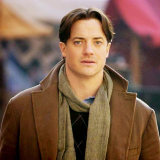 Brendan Fraser stars as Mo 'Silvertongue' Folchart in New Line Cinema's Inkheart (2009) - inkheart29