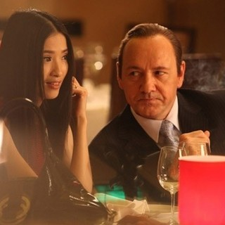 Beibi Gong stars as Pang and Kevin Spacey stars as Chuck in Colordance Pictures' Inseparable (2012)