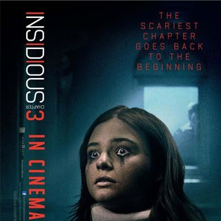 Poster of Focus Features' Insidious Chapter 3 (2015) - insidious-chapter-3-poster04