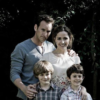 Rose Byrne, Patrick Wilson, Ty Simpkins and Andrew Astor in FilmDistrict's Insidious (2011)
