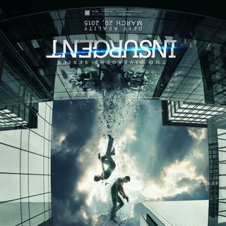 Poster of Summit Entertainment's The Divergent Series: Insurgent (2015)