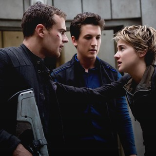 The Divergent Series: Insurgent Picture 33