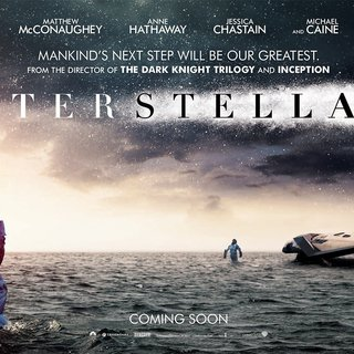 Poster of Paramount Pictures' Interstellar (2014)