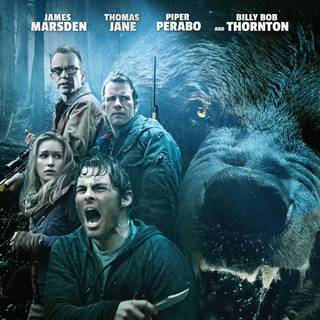 Into the Grizzly Maze - Poster of Vertical Entertainment's Into the Grizzly Maze (2015)