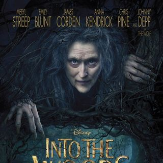 Poster of Walt Disney Pictures' Into the Woods (2014) - into-the-woods-poster01
