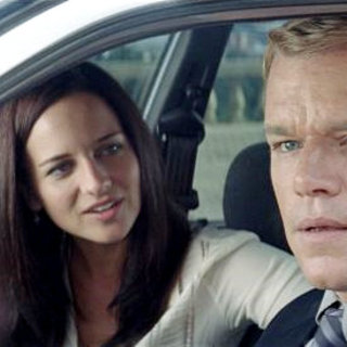 Marguerite Wheatley stars as Nerine Winter and Matt Damon stars as Francois Pienaar in Warner Bros. Pictures' Invictus (2009) - invictus34