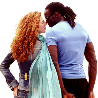 Tanna Frederick stars as Irene and Lanre Idewu stars as Jakub in Rainbow Releasing's Irene in Time (2009)