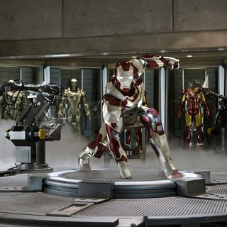 Iron Man 3 - Iron Man from Walt Disney Pictures' Iron Man 3 (2013)