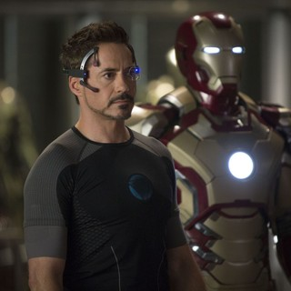 Iron Man 3 - Robert Downey Jr. stars as Tony Stark/Iron Man in Walt Disney Pictures' Iron Man 3 (2013)