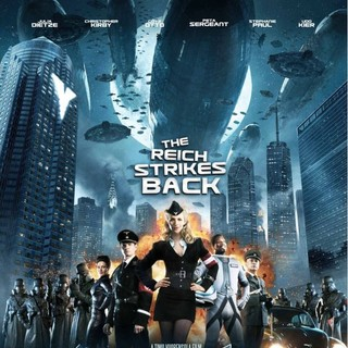 Poster of Entertainment One's Iron Sky (2012) - iron-sky-poster05