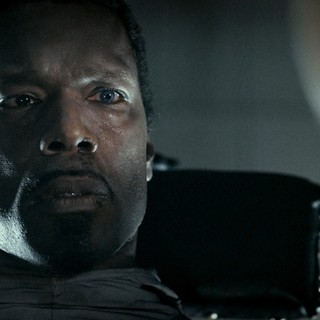 Christopher Kirby stars as James Washington in Entertainment One's Iron Sky (2012)
