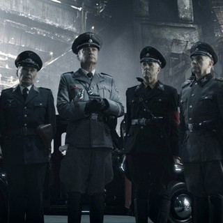 Udo Kier stars as Wolfgang Kortzfleisch in Entertainment One's Iron Sky (2012)
