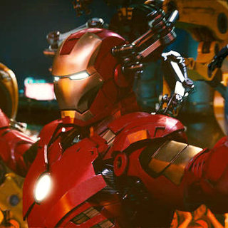 Iron Man 2 - A scene from Paramount Pictures' Iron Man 2 (2010)
