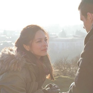Kristin Kreuk stars as Heather Thompson and Adam Sinclair stars as Lloyd Buist in Intandem Films' Irvine Welsh's Ecstasy (2012)