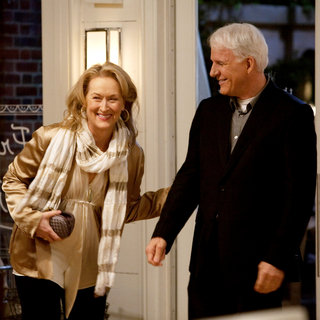 Meryl Streep stars as Jane and Steve Martin stars as Adam in Universal Pictures' It's Complicated (2009)