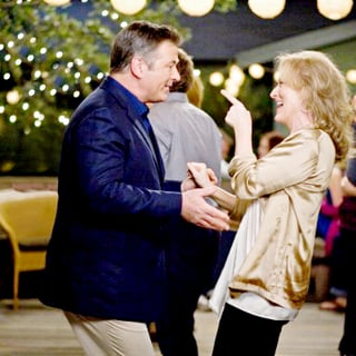 Alec Baldwin stars as Jake and Meryl Streep stars as Jane in Universal Pictures' It's Complicated (2009)