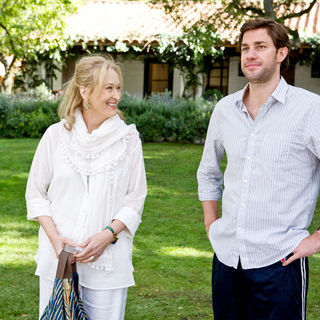 Meryl Streep stars as Jane and John Krasinski stars as Harley in Universal Pictures' It's Complicated (2009)