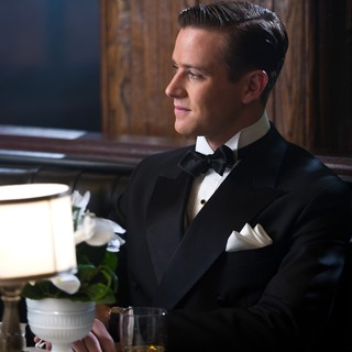 J. Edgar - Armie Hammer stars as Clyde Tolson in Warner Bros. Pictures' J. Edgar (2011)