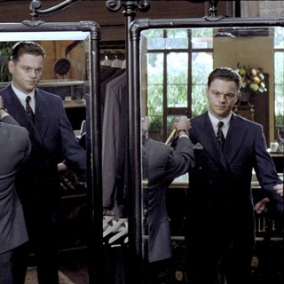 Leonardo DiCaprio stars as J. Edgar Hoover in Warner Bros. Pictures' J. Edgar (2011)