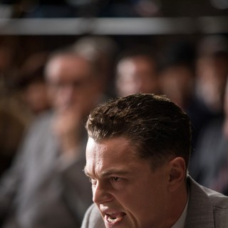 J. Edgar - Leonardo DiCaprio stars as J. Edgar Hoover in Warner Bros. Pictures' J. Edgar (2011)