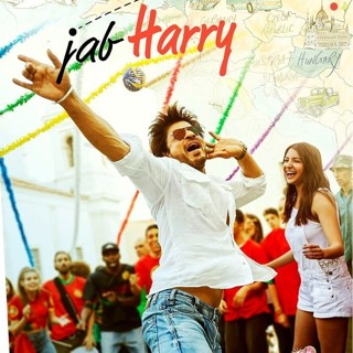 Poster of Red Chillies Entertainment's Jab Harry Met Sejal (2017) - jab-harry-met-sejal-poster01