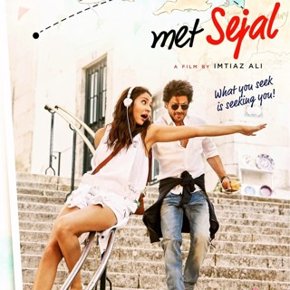 Poster of Red Chillies Entertainment's Jab Harry Met Sejal (2017) - jab-harry-met-sejal-poster02