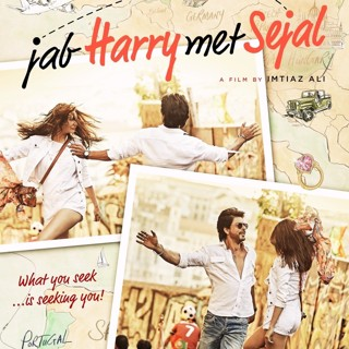 Poster of Red Chillies Entertainment's Jab Harry Met Sejal (2017) - jab-harry-met-sejal-poster03