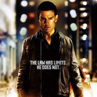 Poster of Paramount Pictures' Jack Reacher (2012)
