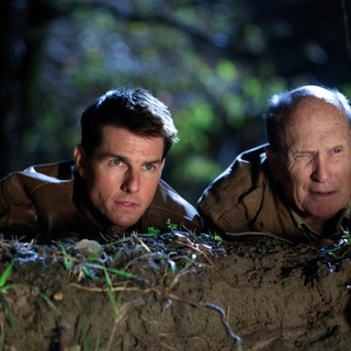 Tom Cruise stars as Jack Reacher and Robert Duvall stars as Cash in Paramount Pictures' Jack Reacher (2012)